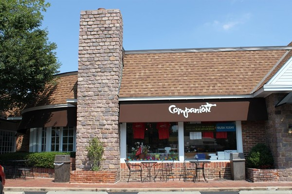 GARBANZO MEDITERRANEAN FRESH TO OPEN IN FORMER COMPANION SPOT IN CLAYTON